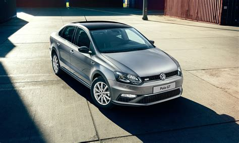 Polo GT Sedan Debuts in Russia with 1