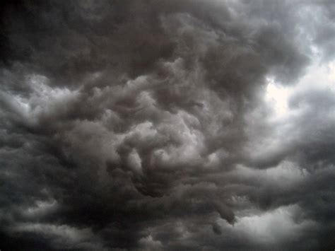 Free photo: Violent Storm Clouds - Abstract, Sky, White
