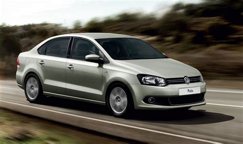 Philippines - VW Vento launched as 'Polo Sedan' at 13 lakhs