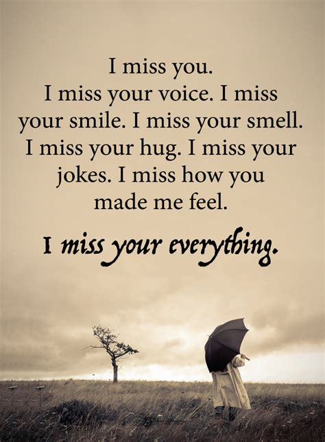 I Miss Your Everything Pictures, Photos, and Images for Facebook, Tumblr, Pinterest